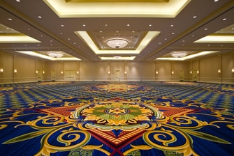 Baltimore Inner Harbor ballroom