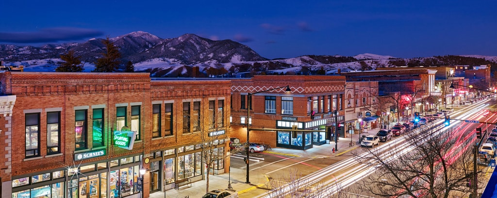 Downtown Bozeman