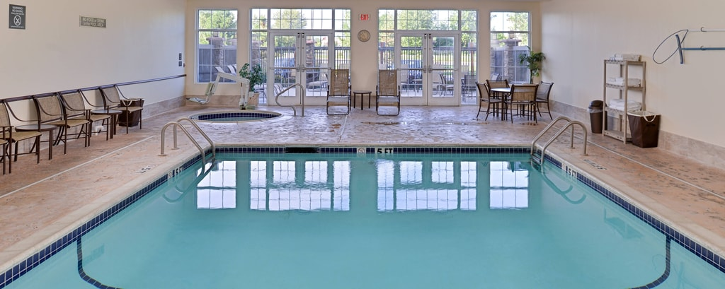 Bozeman Montana Hotel Indoor Pool