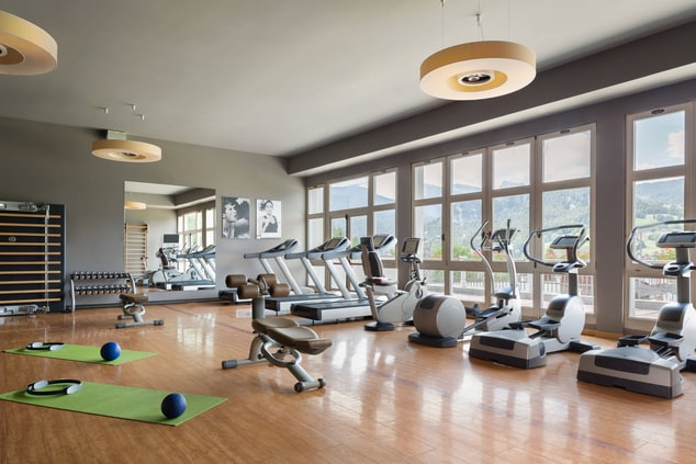 Fitwell Club - Gym