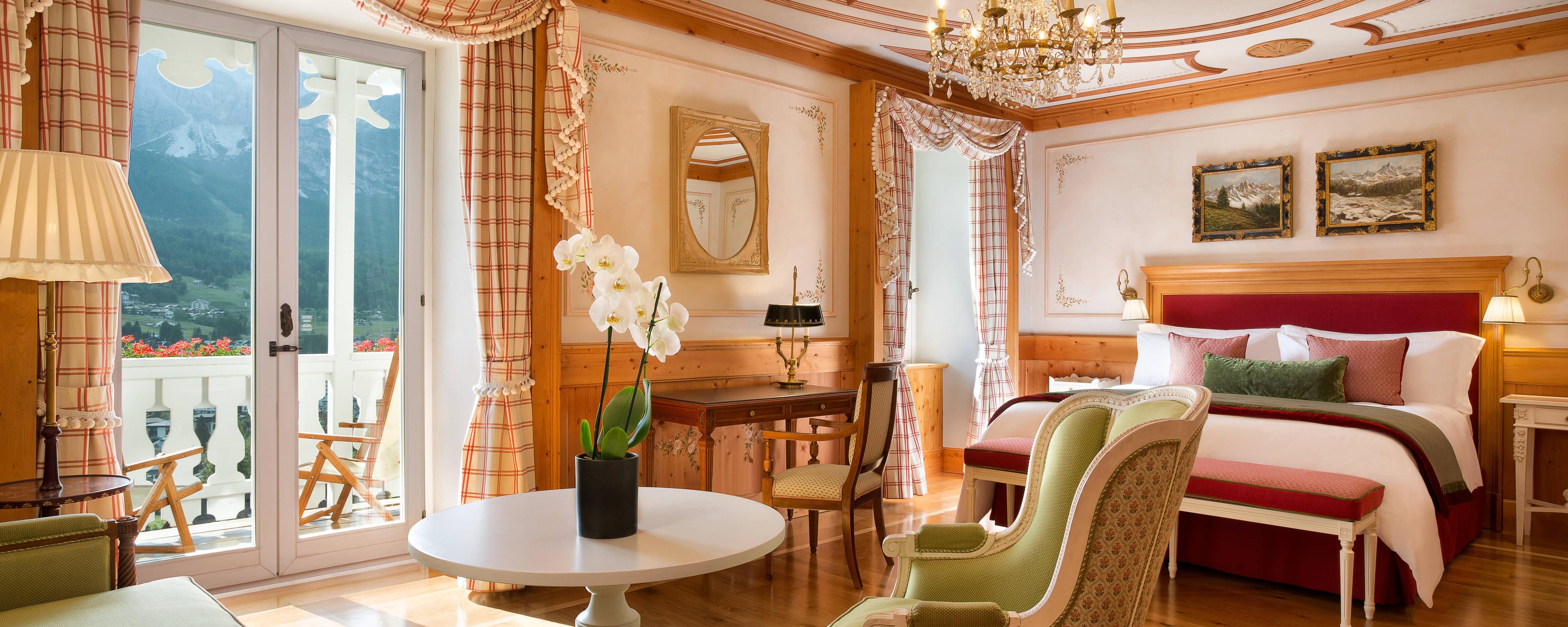 Cristallo, a Luxury Collection Resort & Spa, Cortina dAmpezzo ...