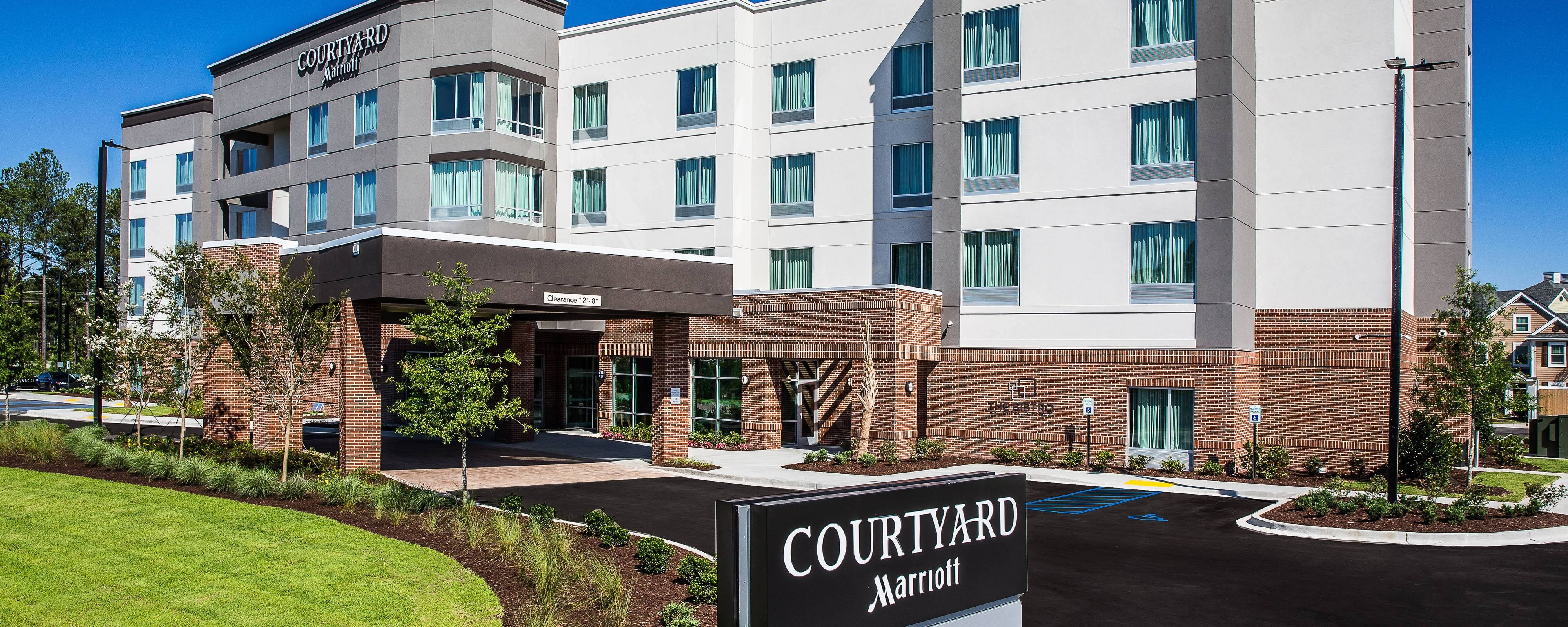 Hotel in Cayce, SC, with Free Wi-Fi | Courtyard