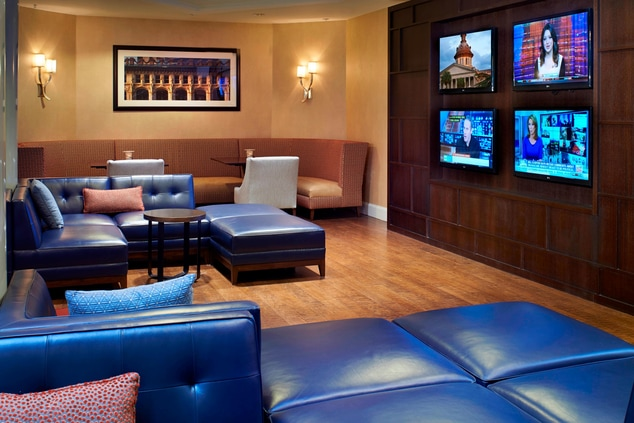 Hotel lounge in Columbia SC