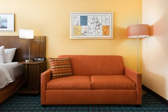 Executive King Guest Room – Seating Area