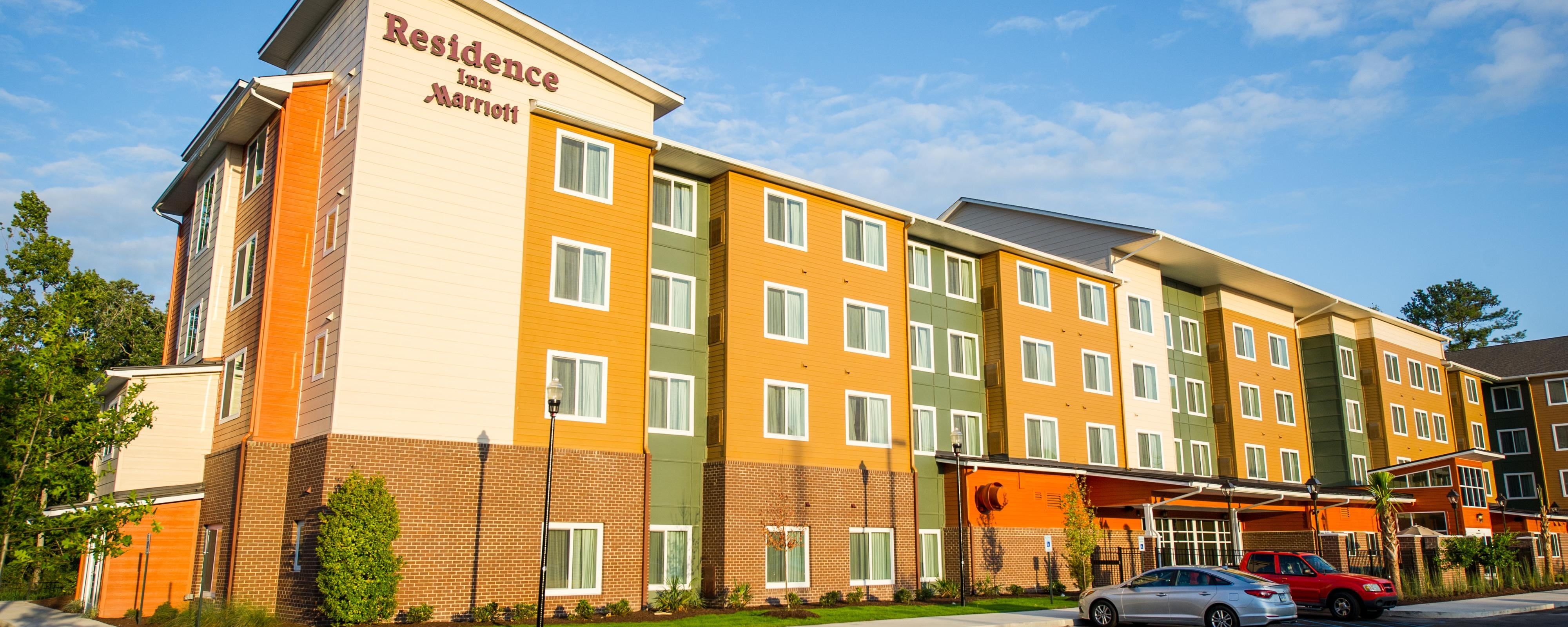 Helpful maps and driving directions to Residence Inn Columbia West