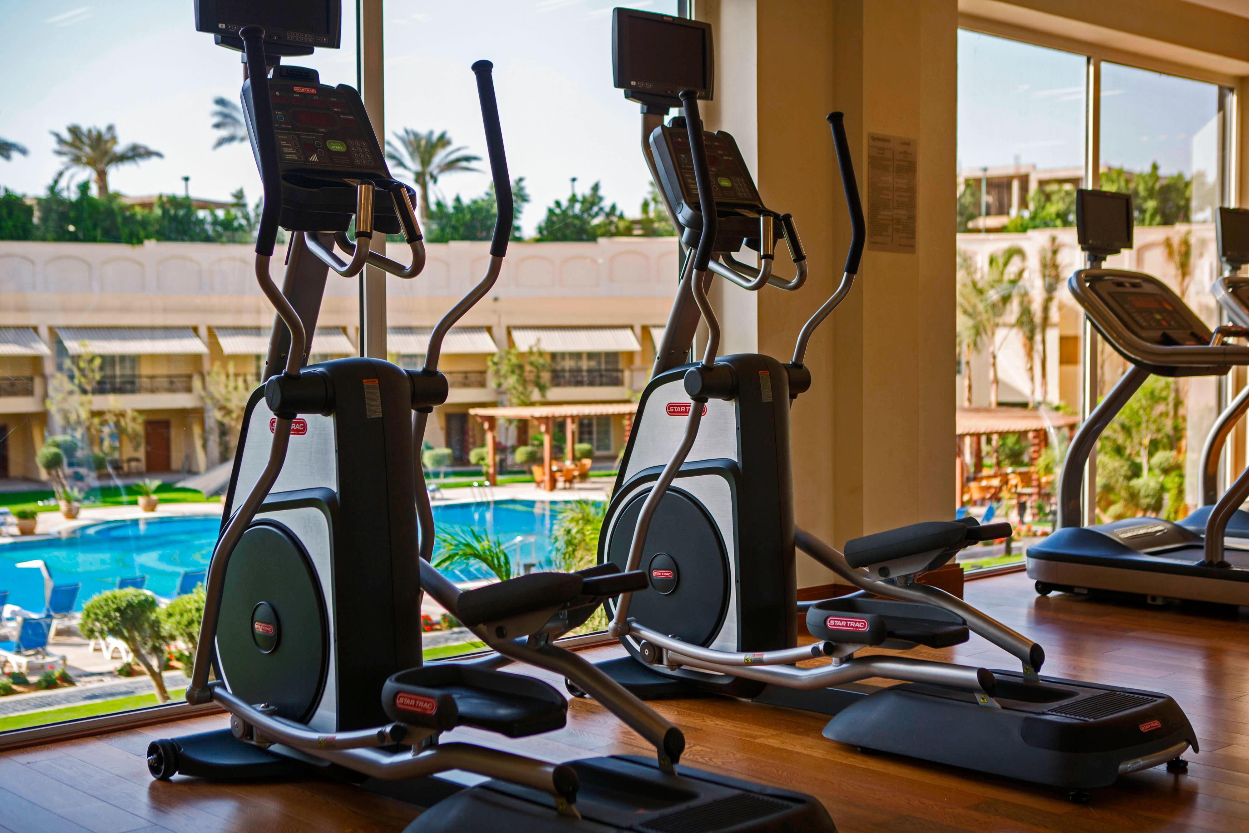 Cairo hotel fitness center