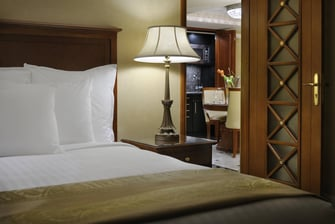 5-star hotel suites in Cairo