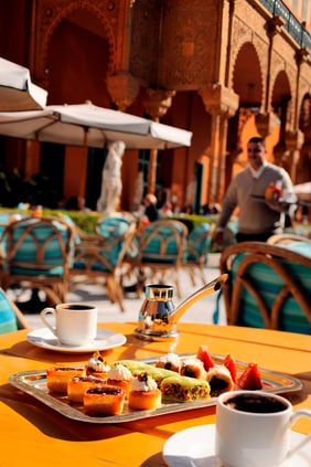 Fine Dining in Cairo