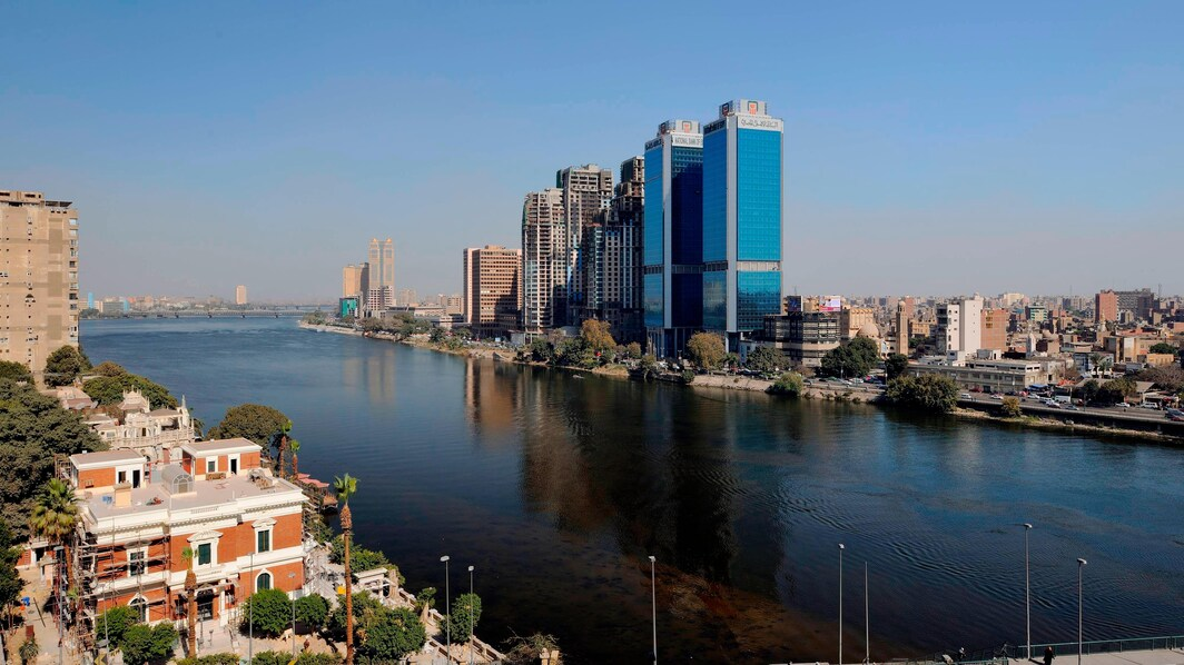 Hotels with Nile River view