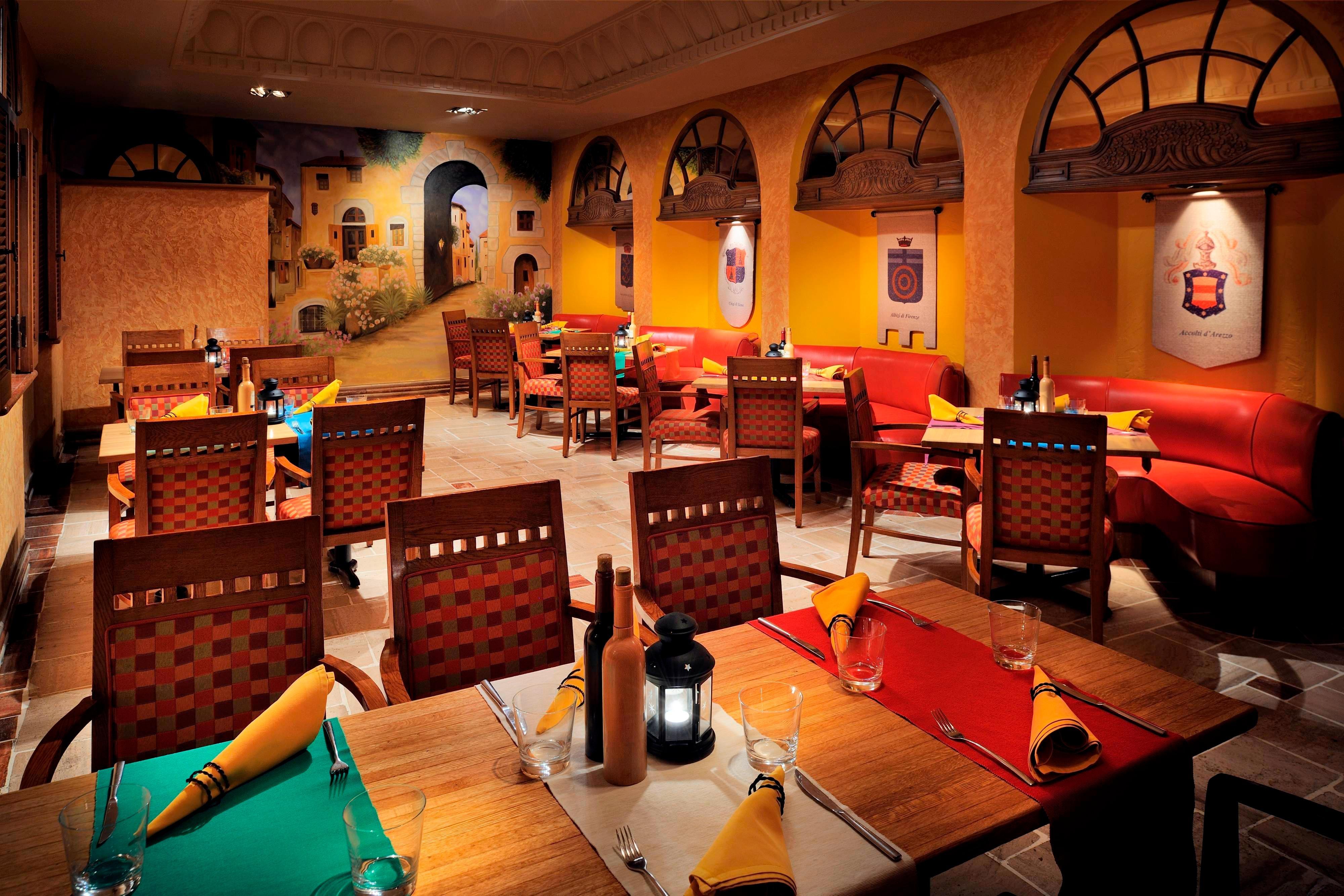 Ristorante Tuscany Marriott Cairo Hotel