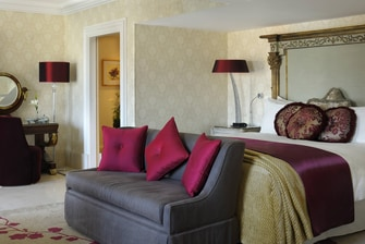 Royal suites in Cairo Egypt