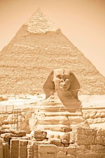 Great Pyramids of Giza Cairo