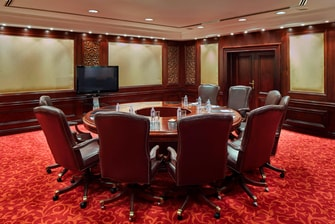Meeting room in Cairo Egypt