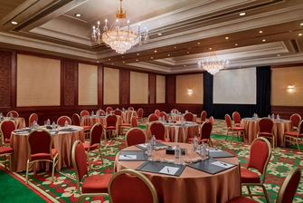 Heliopolis Cairo meeting venue