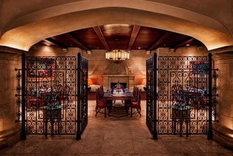 Lebanese restaurant private dining