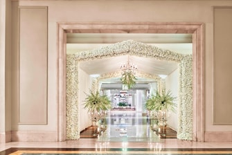 Wedding hall in Cairo
