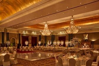 Heliopolis Cairo wedding hall