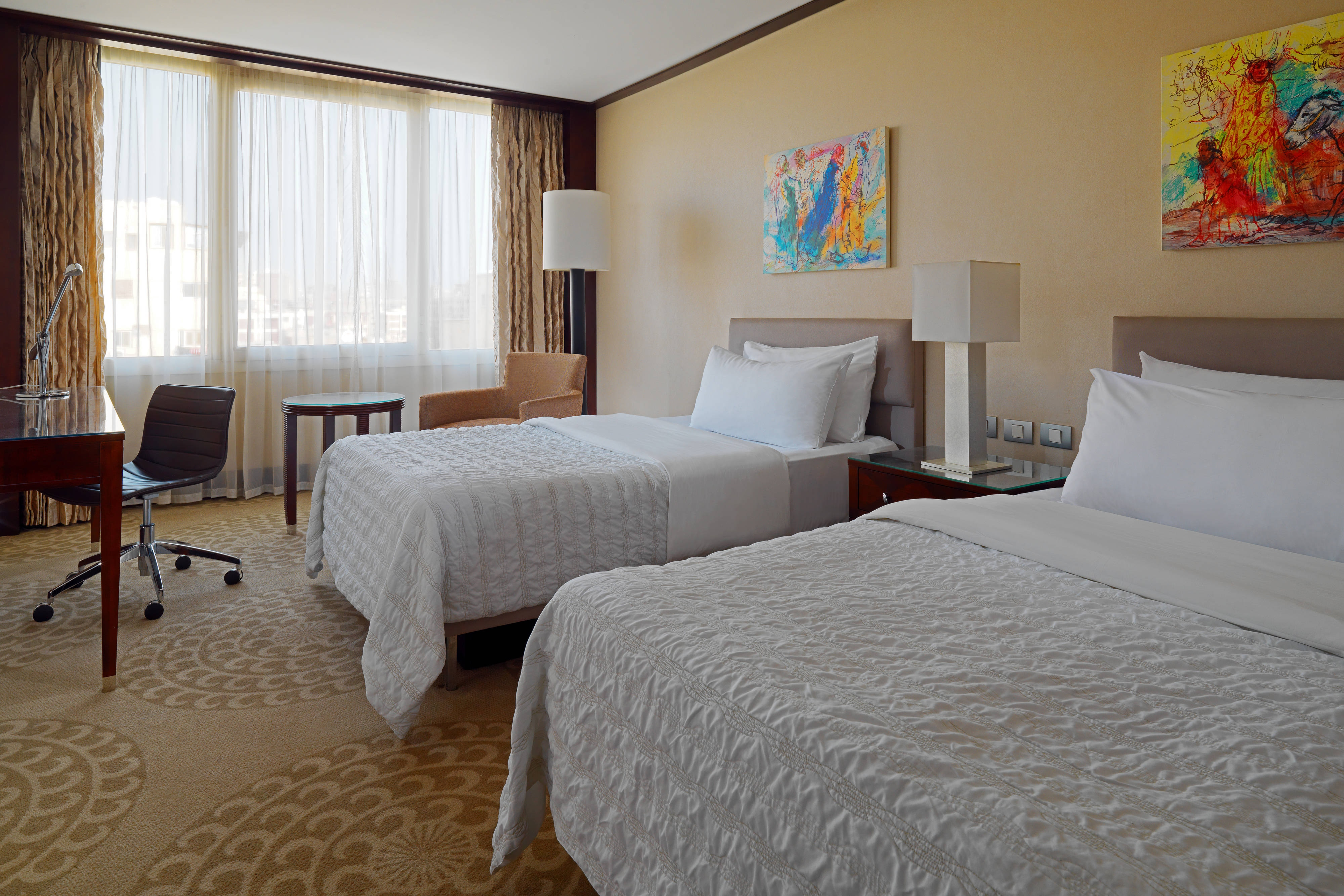 Premium Classic City View Guest Room