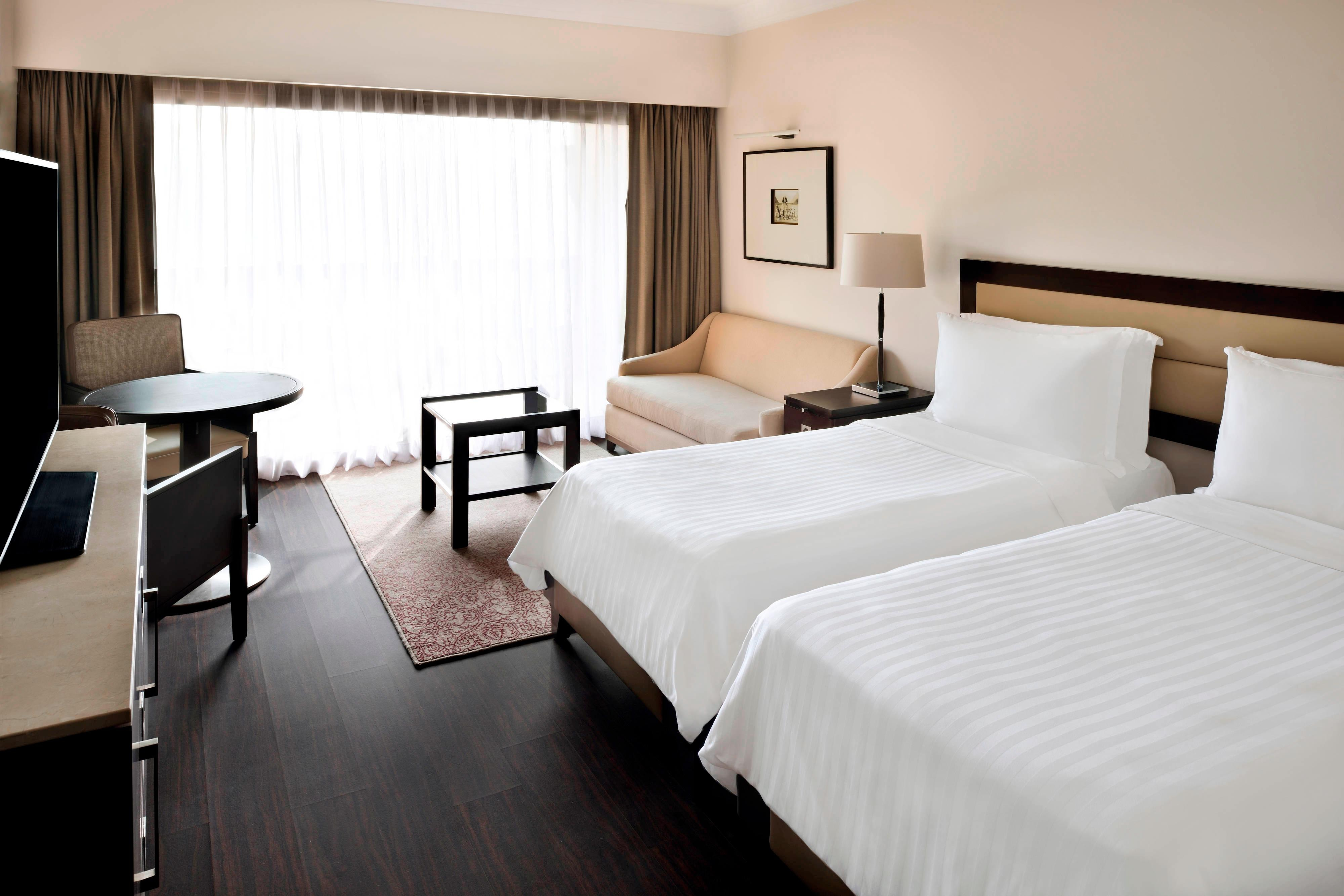 Double/Double Executive Guest Room - Bedroom