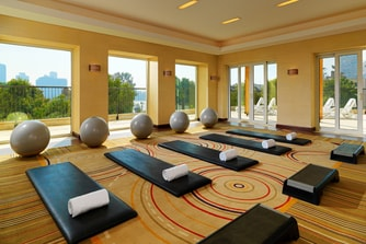 Fitness Center - Aerobics Room