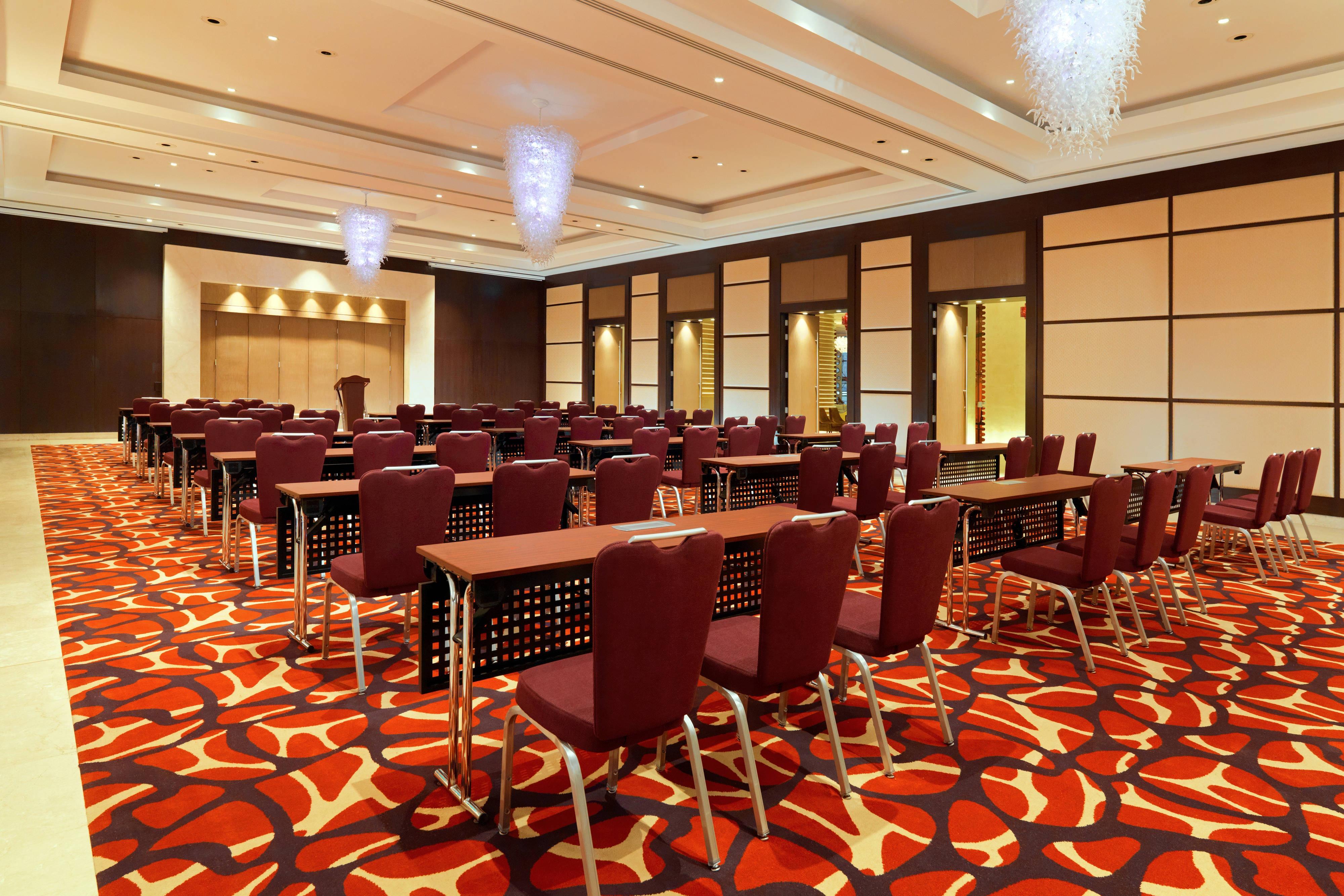 Ivory Ballroom - Classroom Meeting