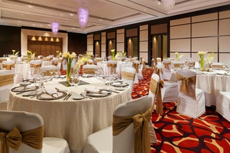 Ivory Ballroom Wedding Reception