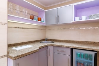 Presidential Suite - Kitchenette