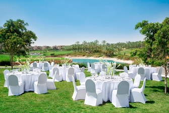 Golf Terrace Wedding