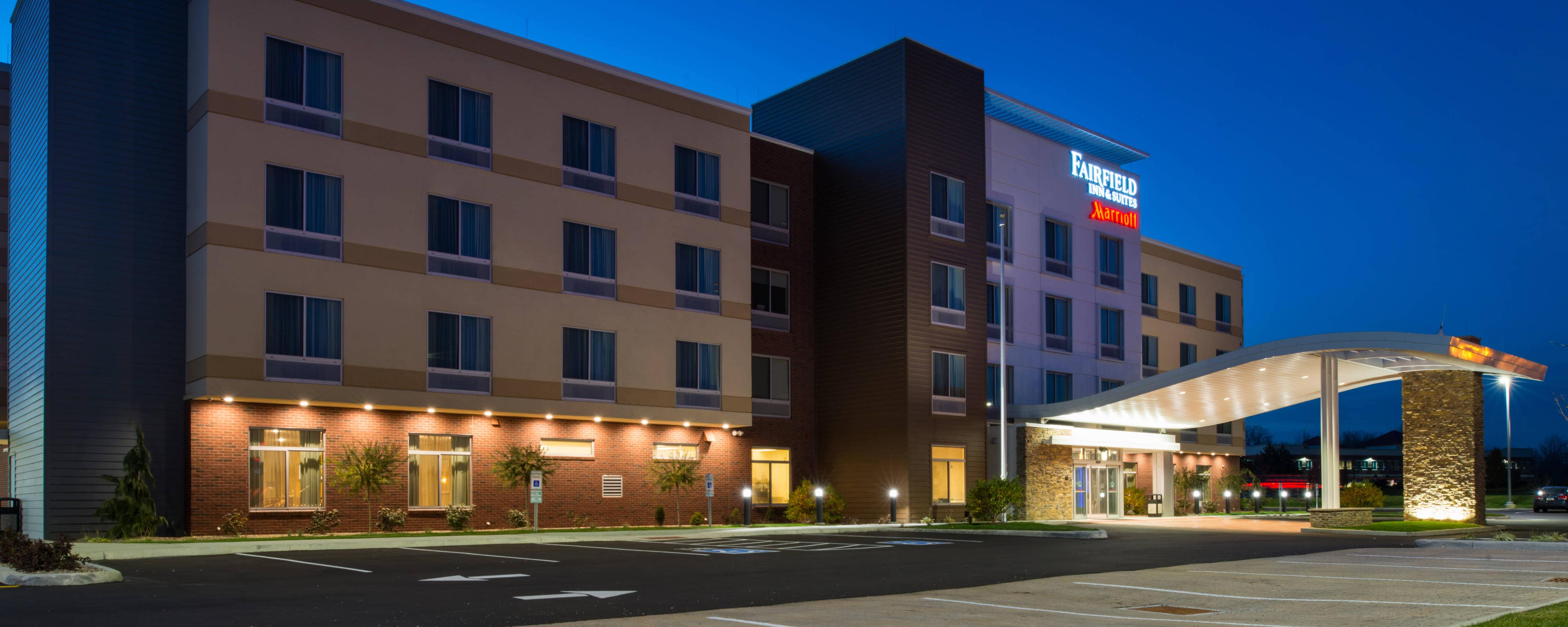 Hotels Near Akron Oh With Free Wi Fi Fairfield Inn Suites Stow