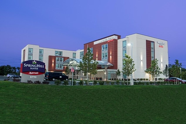 SpringHill Suites By Marriot Canton