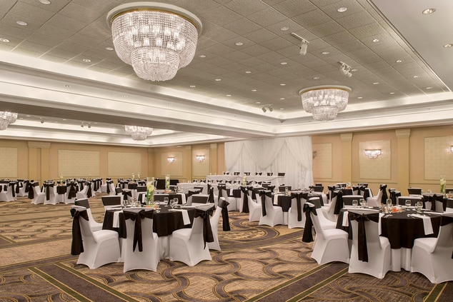 Riverfront Ballroom Wedding