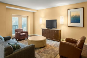 Multilevel Suite - Living Room