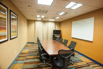 Marriott Fairfield Akron South Boardroom