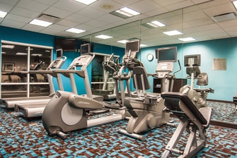 Marriot Fairfield Akron South Fitness Center