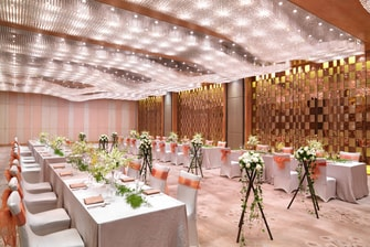 Jingying Ballroom - Wedding Reception