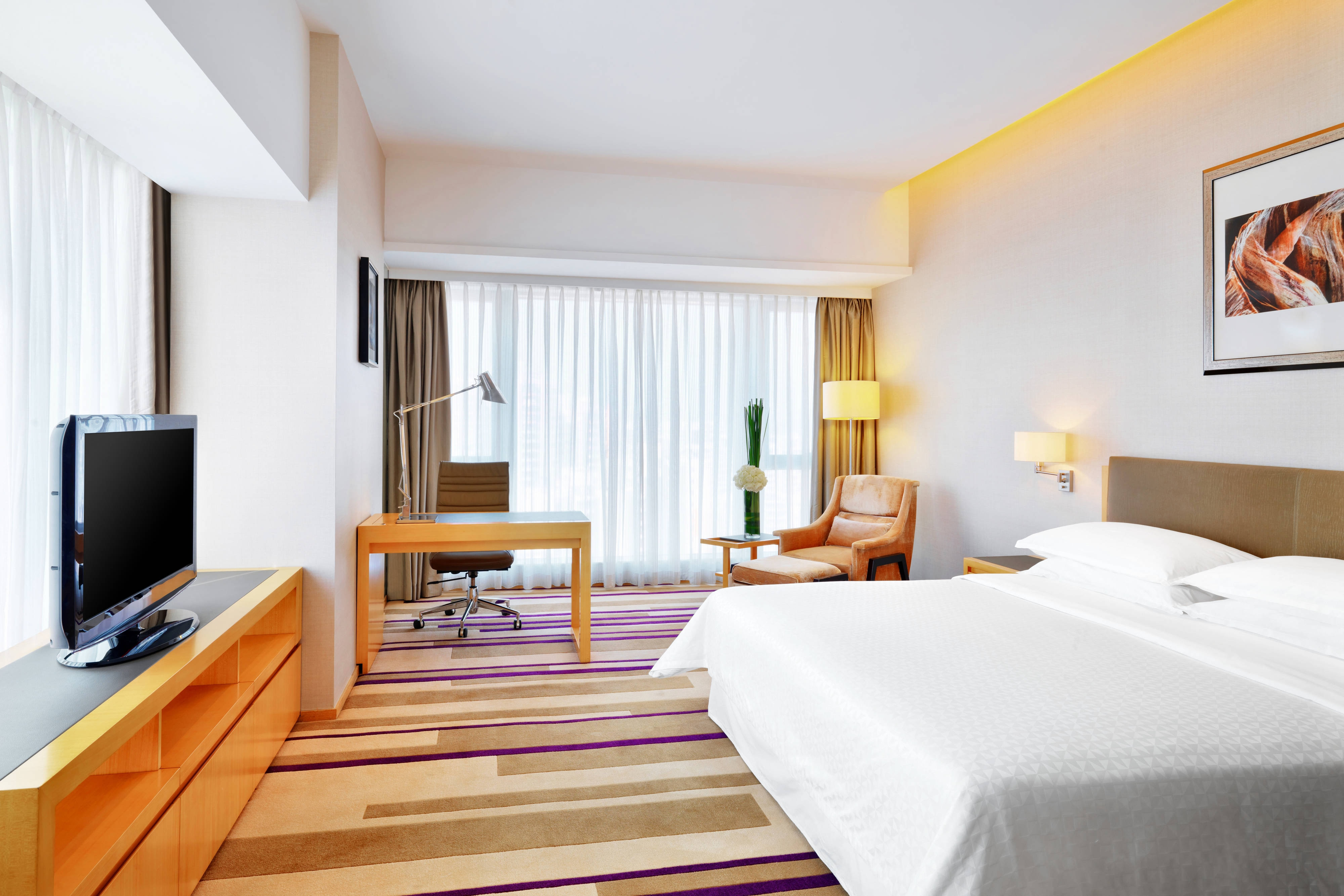 Deluxe Room with King Guest Room