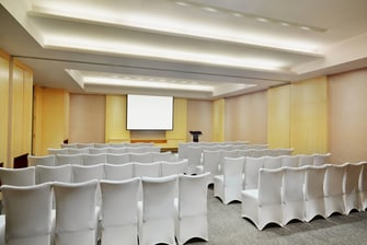 Function Room - Boardroom Setup