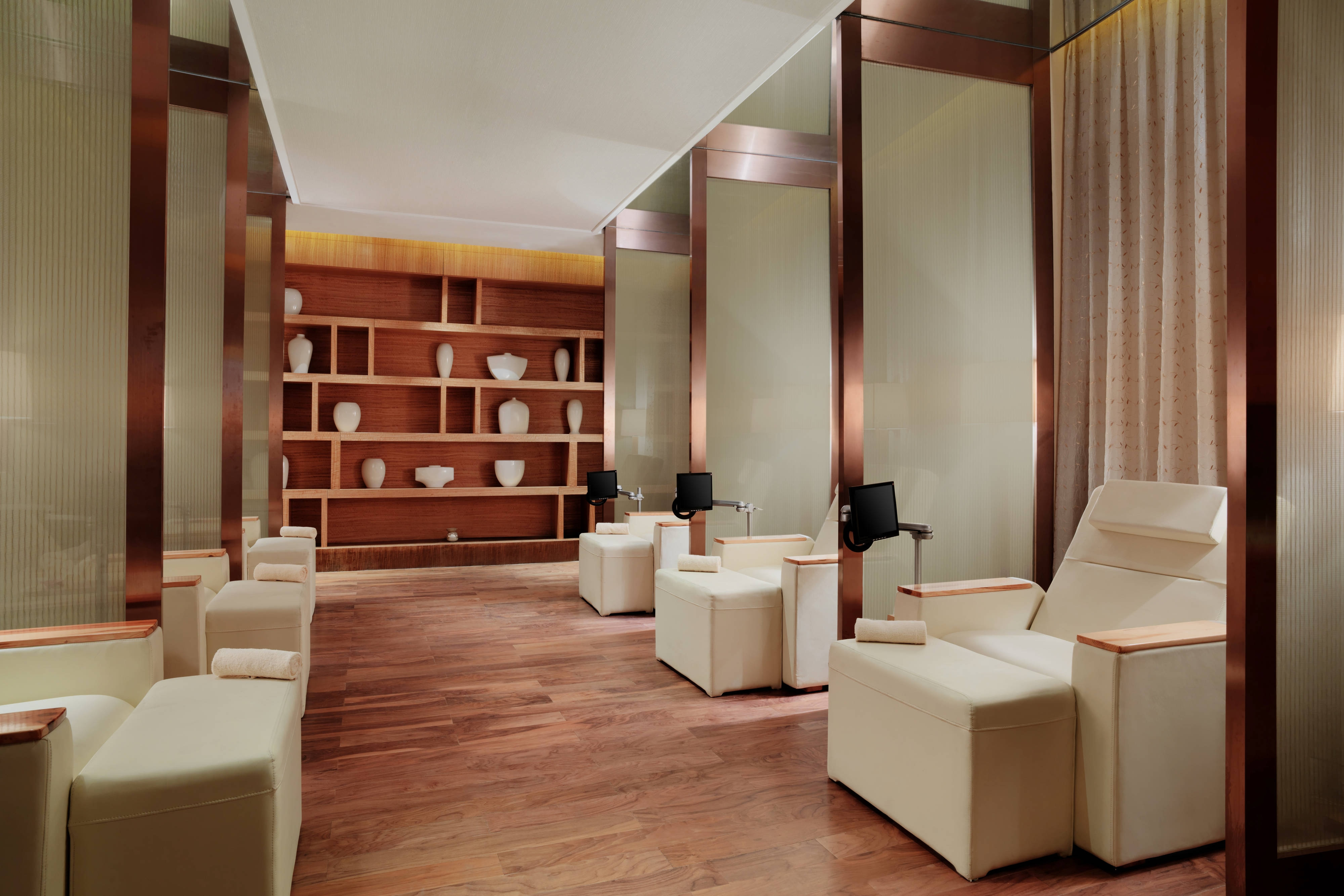 The Revive Spa - Foot Massage Area