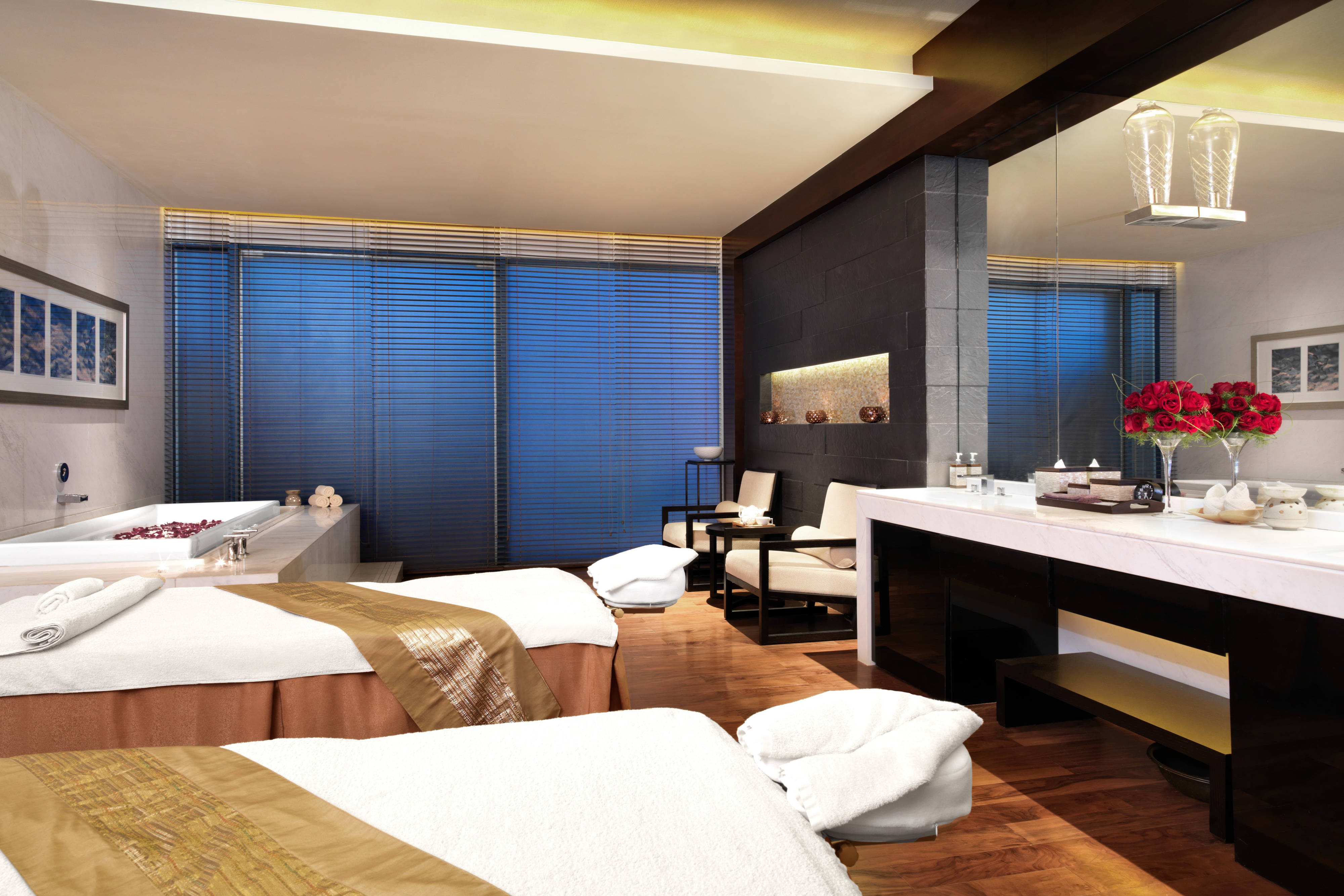 The Revive Spa - Treatment Room