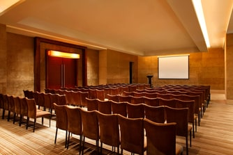 Function Room - Theatre-Style Meeting