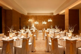 Function Room - Wedding Banquet Round Table