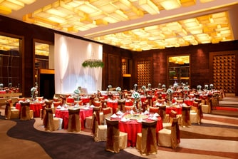 Grand Ballroom - Wedding Banquet Round Table