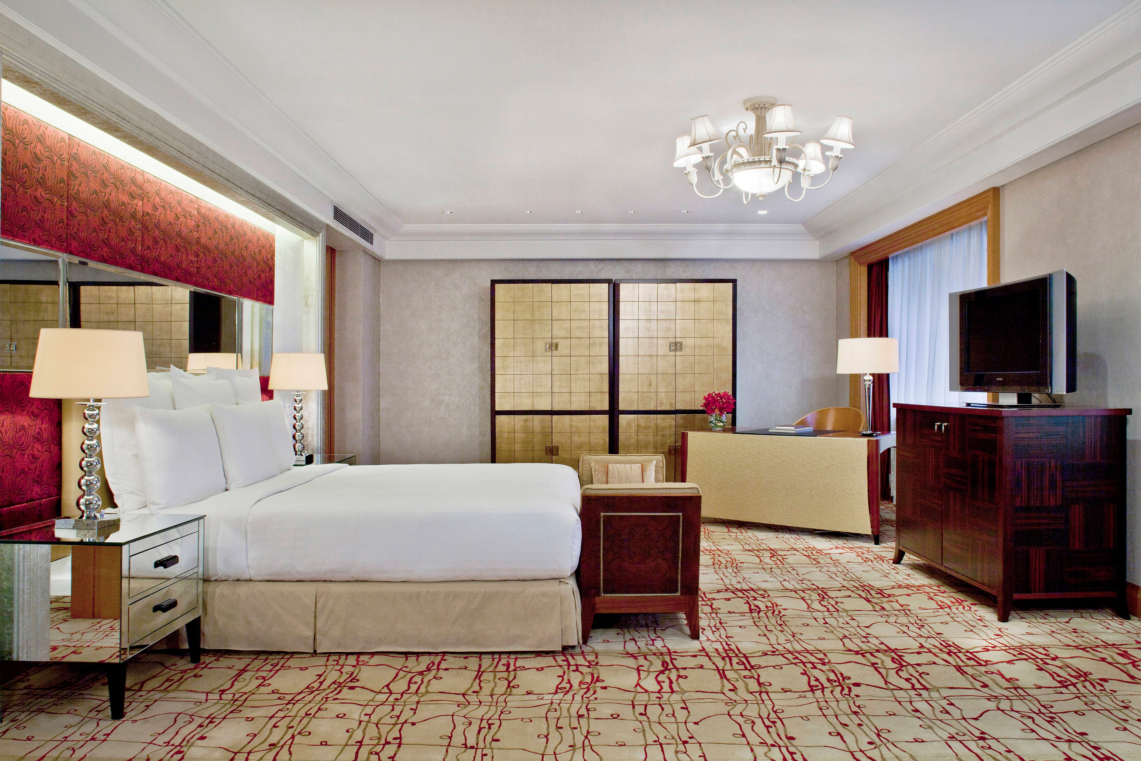 Chine Hotel Presidential Suite