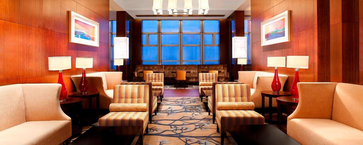 Club Lounge Living Room
