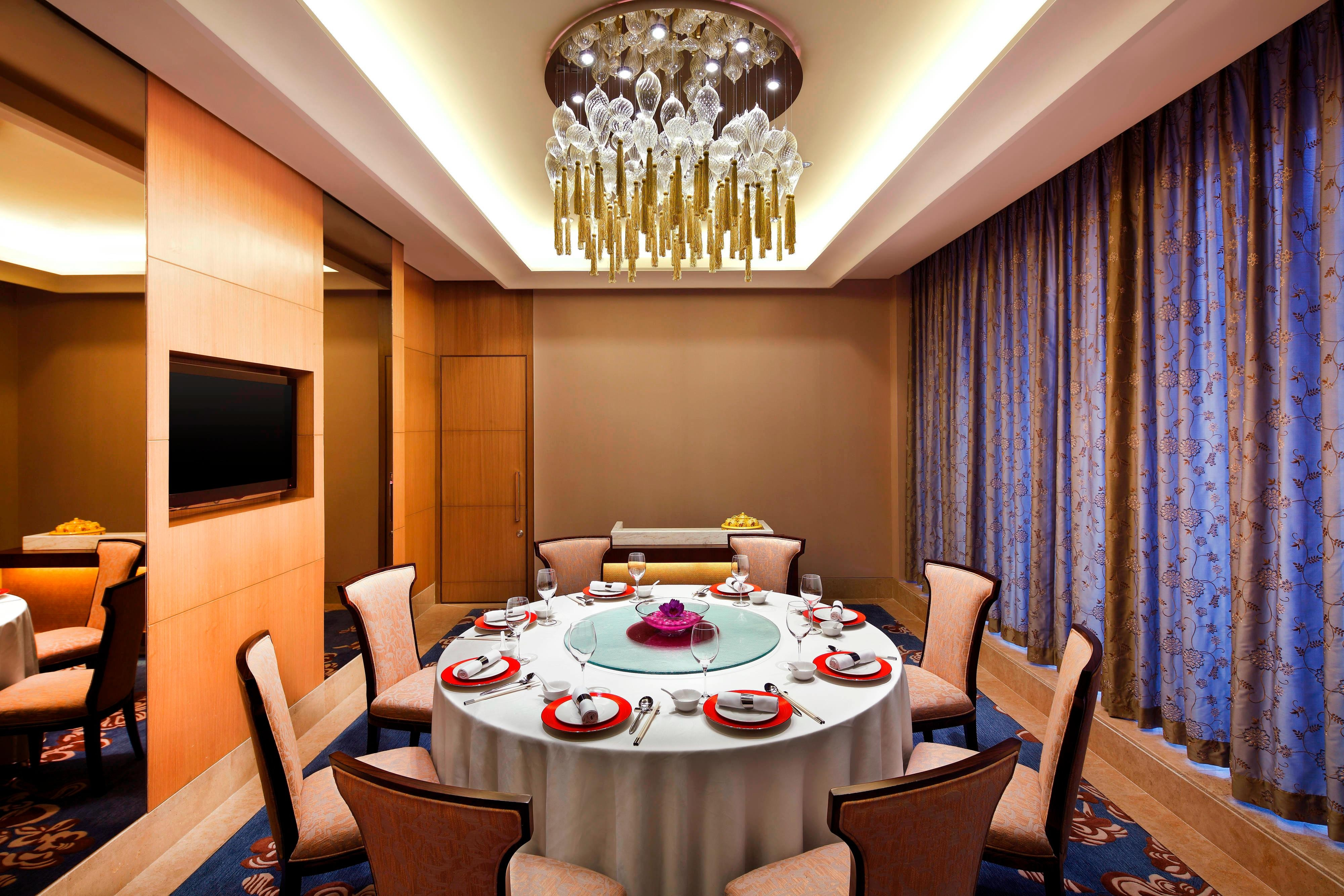 Yue Chinese Restaurant - Private Dining Room