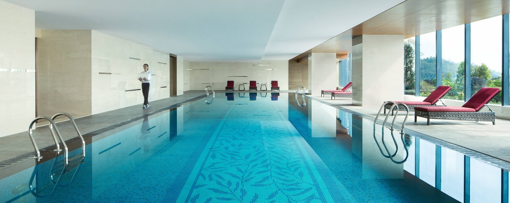 Shunde Marriott Hotel swimming pool