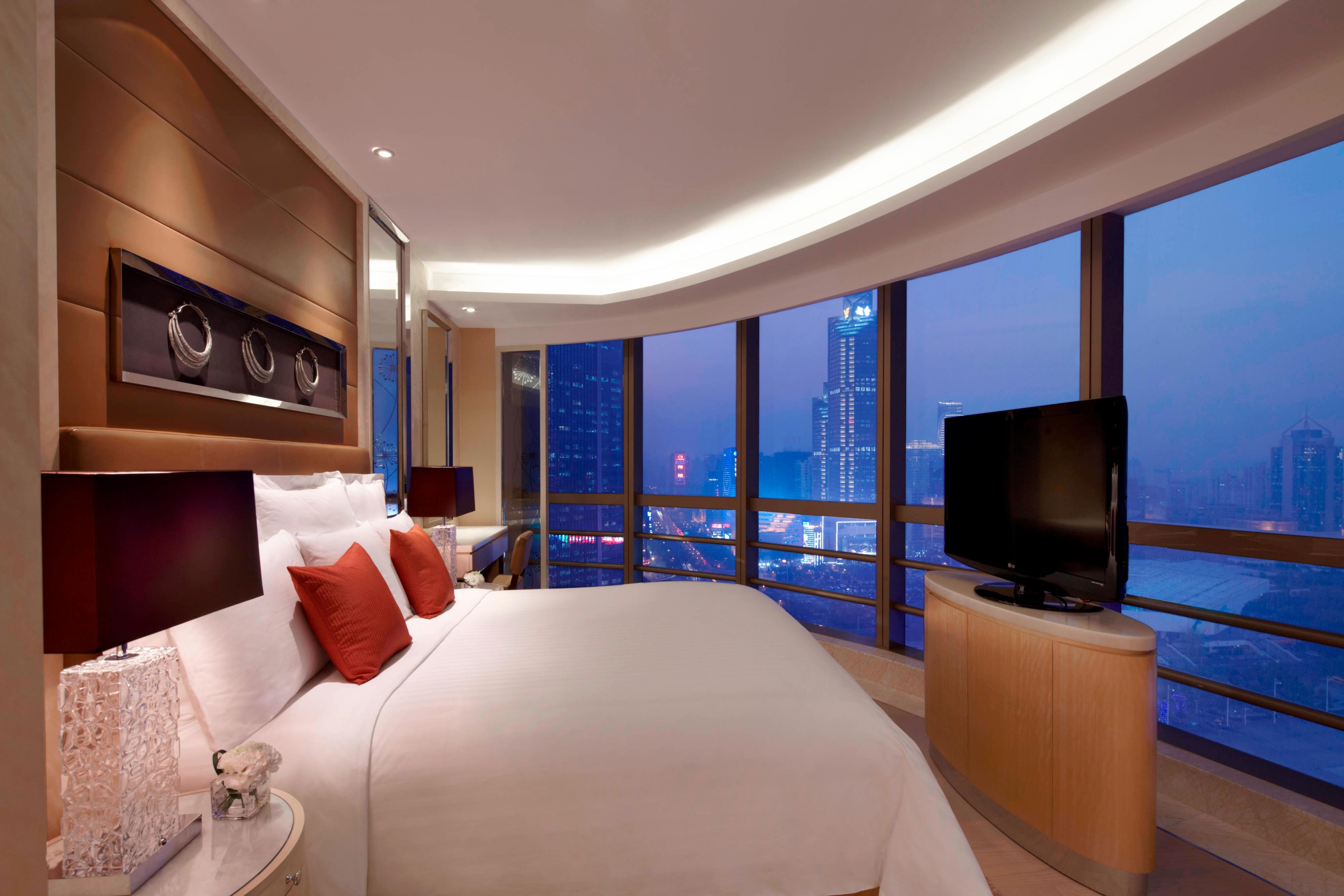 Business Suite - Sleeping Area