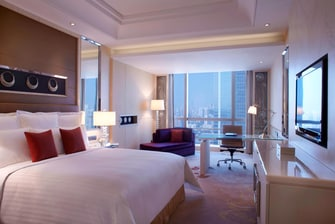 Luxury Guangzhou Hotel Room