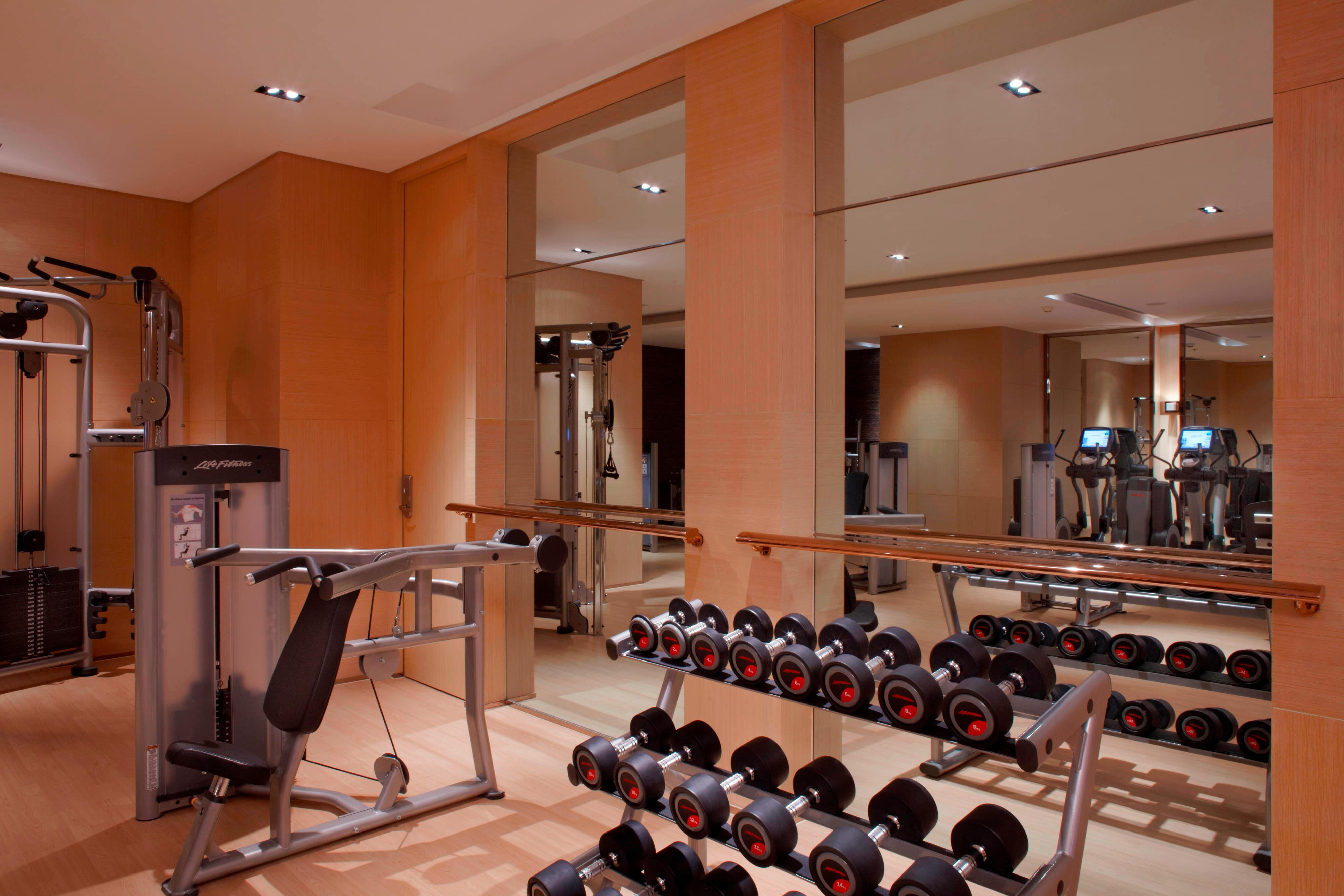 Fitness Center in Guangzhou