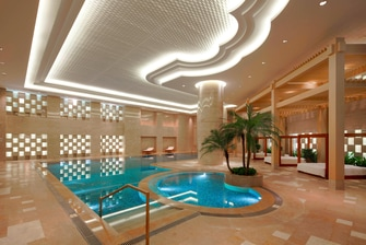 Indoor Pool in Guangzhou